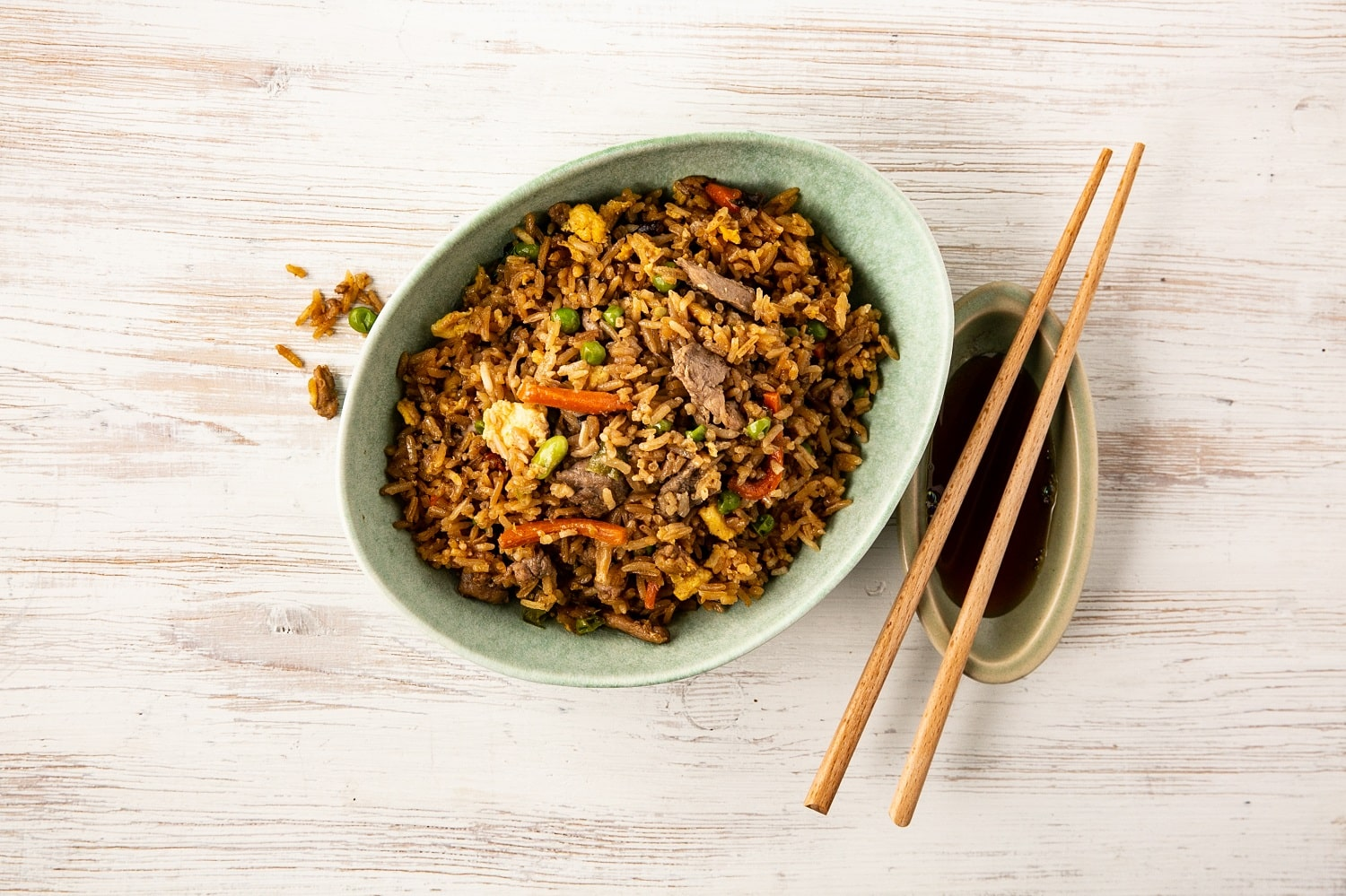 Fried Rice Poulet